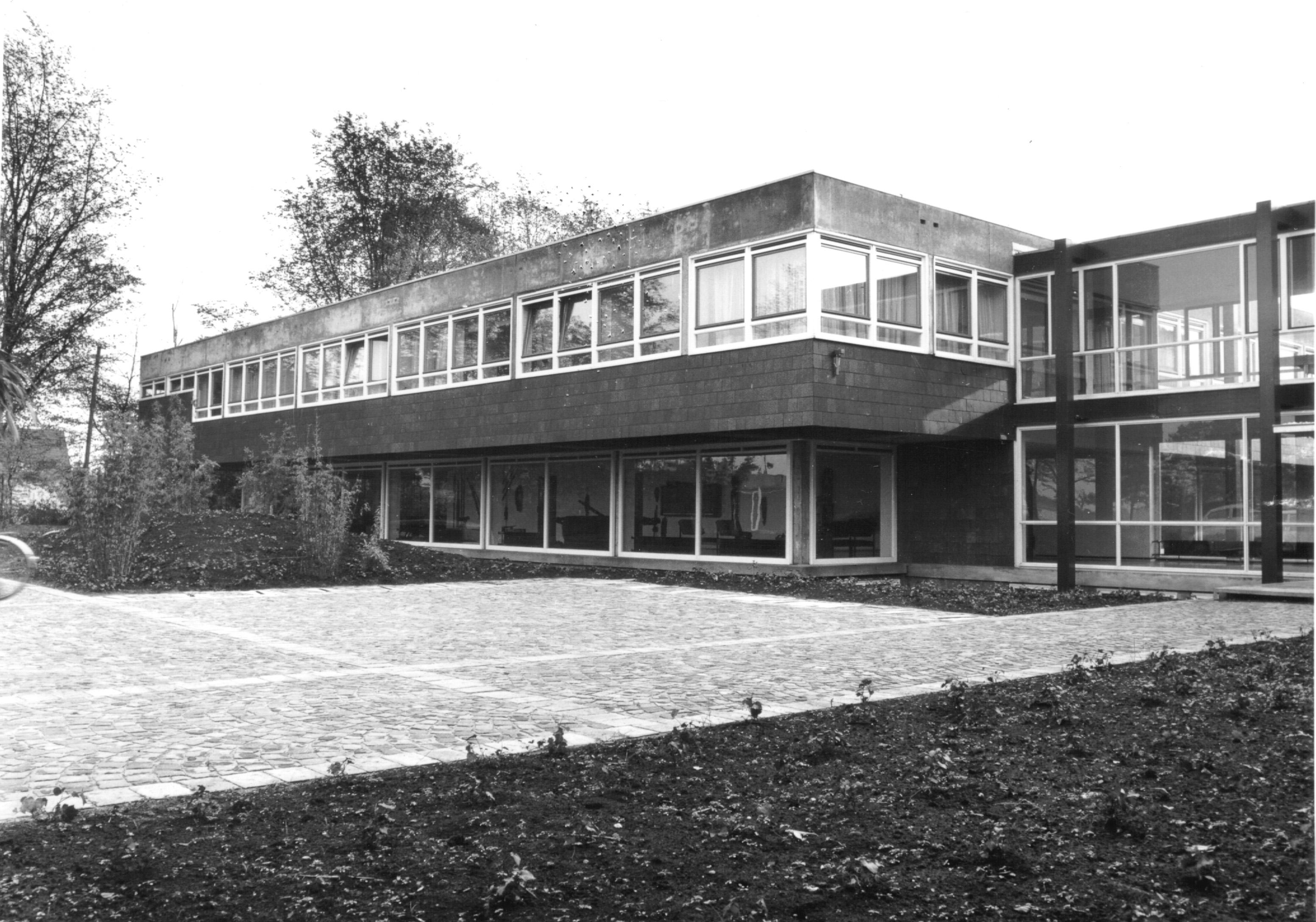 Das Anthropos-Institut in Sankt Augustin